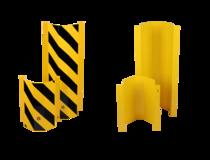 Butoir de protection pour conduits et cables