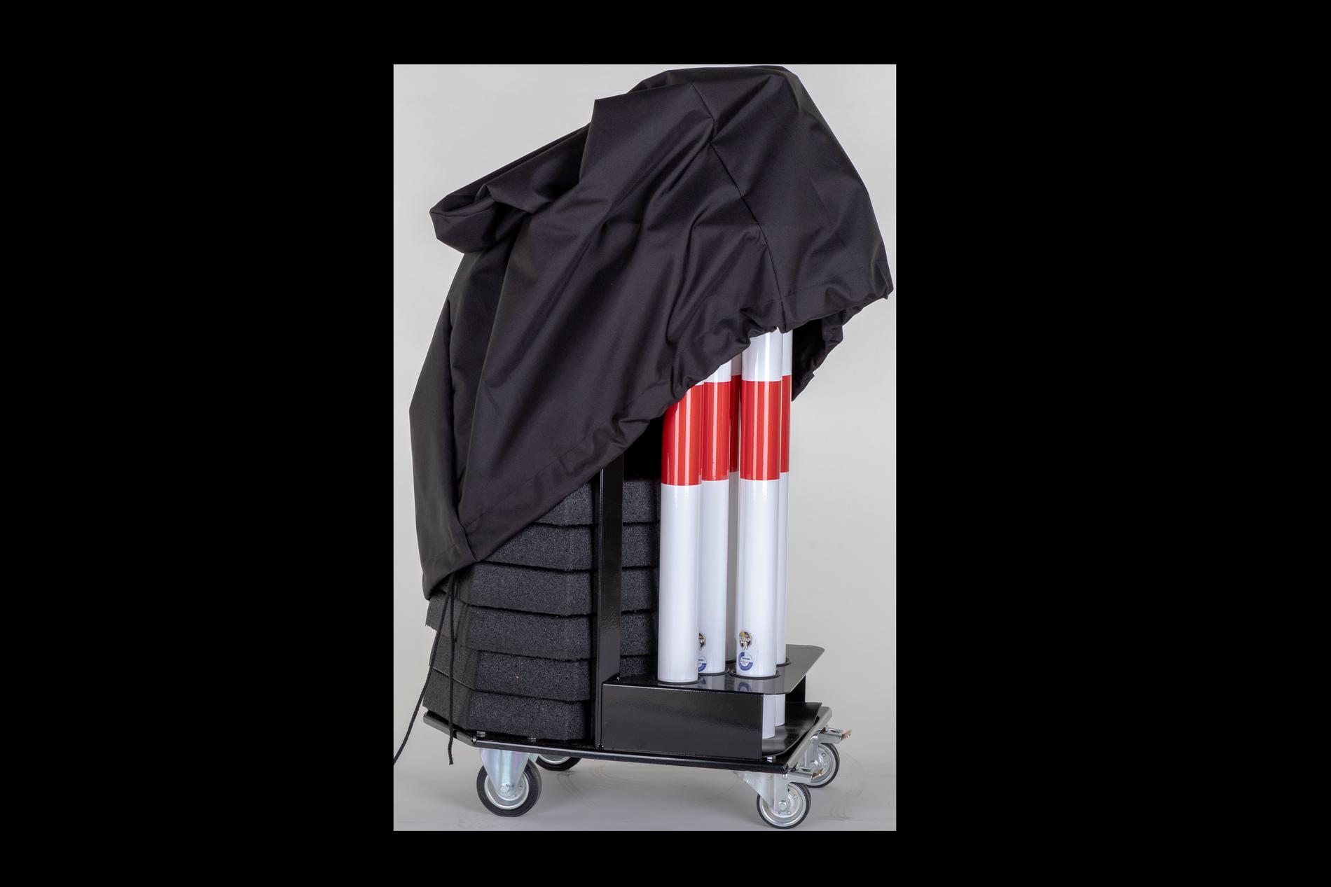KPS-BAG - Abdeckung für Kettenpfostenwagen