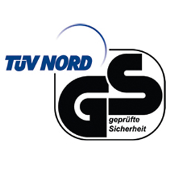 Signe TÜV Nord GS Logo