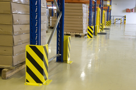 Pallet & Rack Protection