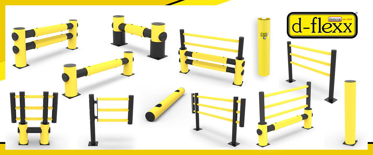 d-flexx - Flexible Safety Barrier System