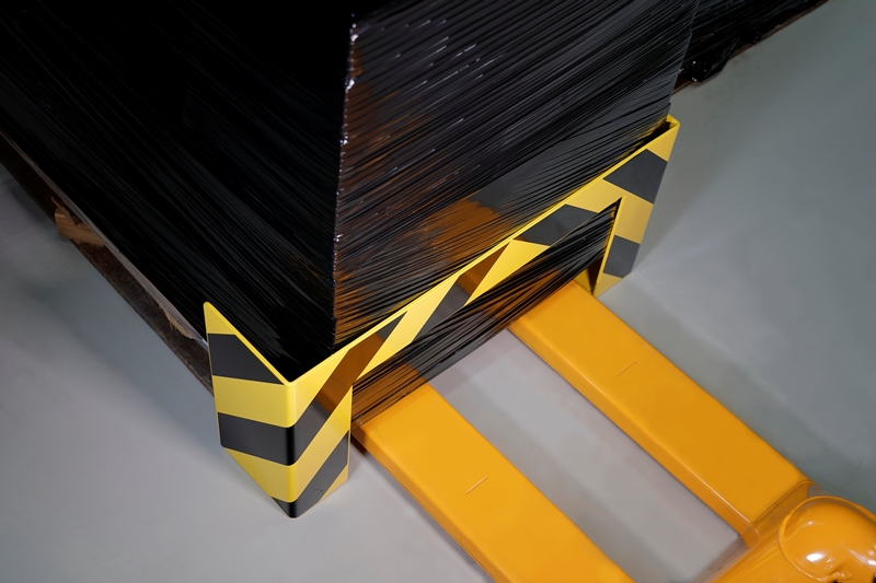 Impact protection for long pallets | Dancop International GmbH